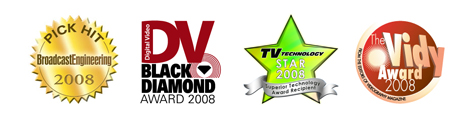 Awards the MXO2 has recieved